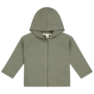 GRAY LABEL / Relaxed Hooded Cardigan[Moss]