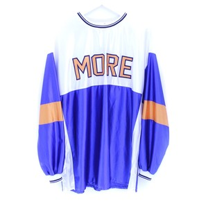 【MORE THAN DOPE】rugby long tee