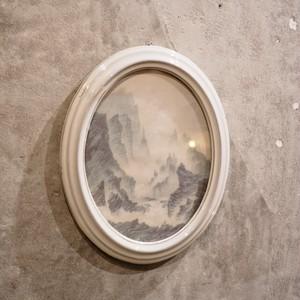 Large Oval Frame CF-009