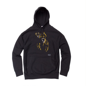 ENTER THE... PULLOVER HOODIE (BLACK)