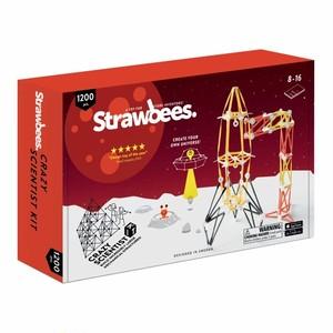 Strawbees ストロービーズ : Crazy Scientist Kit クレイジー サイエンティスト キット