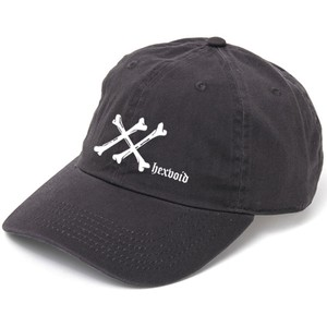 """BONE"" BLACK [CAP]"