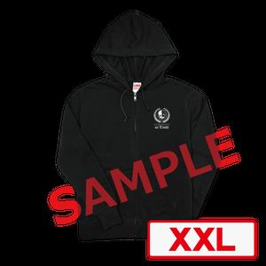 sa'Toshl オリジナルジップパーカー TYPE-A-XXL