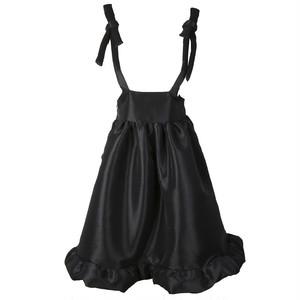 RIMI&Co. SELECT ラッフルヘム タフタワンピース <Ruffle Hem Taffeta Dress>