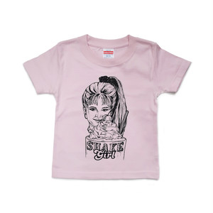 キッズTシャツ(SHAKE girl)