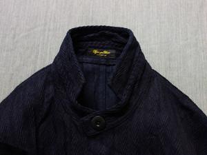 classic farmers indigo coat