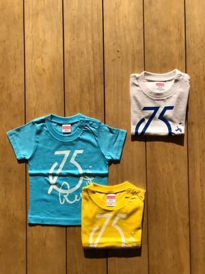 75 Records Tシャツ _ kids