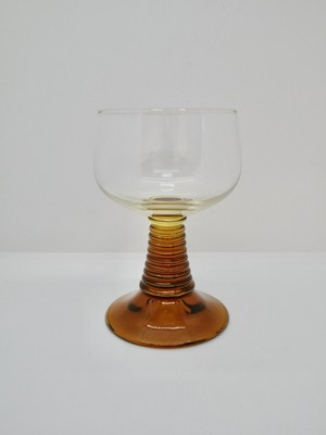 Schott Zwiesel(ツヴィーゼル) ブラウン脚のグラス