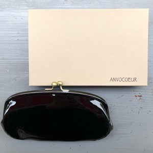 ANVOCOEUR : Marietta Long Wallet -limited-   Color : Black