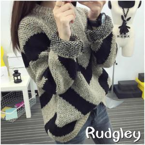 即納 レディース ウールルーズセーター あったかセーター tops595 shoptops920
