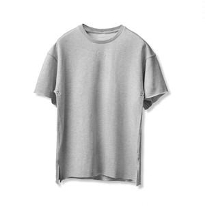 【ASRV】フレンチテリーオーバーサイズTシャツ - Heather Grey