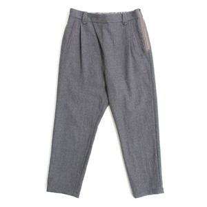 Easy lap pants -Gray