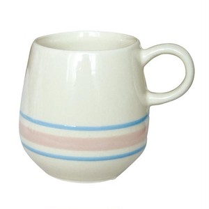 McCoy Pottery : Stripe Mug