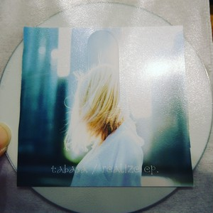 tabasa / realize ep. (CD-R)+tabasa button (Overseas)