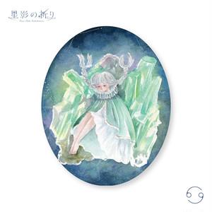 【原画】星影の祈り-蟹座-