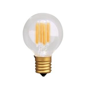 【調光器対応】E17 エジソンバルブ LED ミニGLOBE