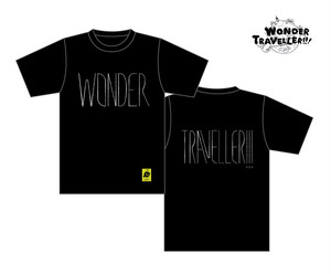 WonderTraveller!!! T-SHIRTS