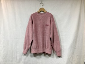"O-""FLEECE SWEAT SHIRT STRAWBERRY"""