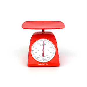 DEADSTOCK / HOKUTOW Home Scale / Orange
