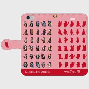 手帳型スマートフォンケース 魏(iphoneSE/5/5s/6/6s/7)