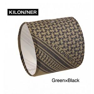 KILONINER(キロナイナー)  Sサイズ Cooling Shemagh Scarf  (クーリングスカーフ) 夏を楽しむ必須アイテム