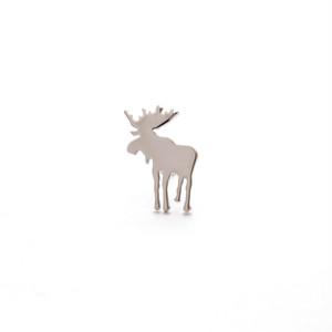 Safari Post - Moose Silver