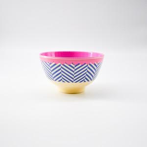 rice melamine bowl メラミンボウル <セーラーストライプ>