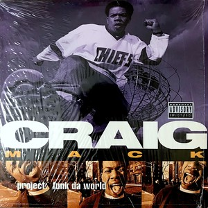 Craig Mack - Project: Funk Da World (LP, Album, US, 1994)