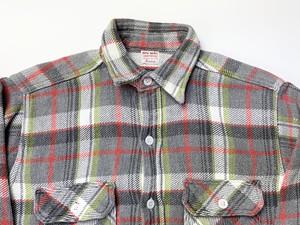 60s BIG MAC ビッグマック ネルシャツ フランネルシャツ ビンテージ M
