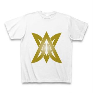送料無料【ホワイト・ビッグロゴ】ノウイングロゴマークTシャツ