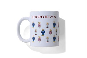 K'rooklyn × 上岡 拓也 Collaboration Mug cup