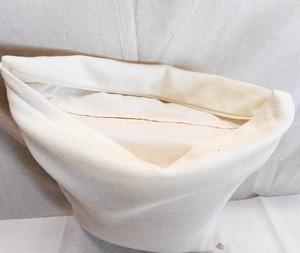 【百年杉】のチップ枕:フトっちょ/ダブル(カバー付)