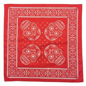 Calavera Bandana [red]