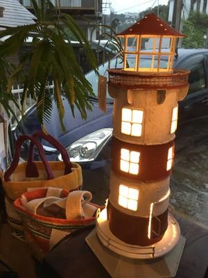灯台ランプL