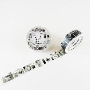 MiriKulo:rer- マスキングテープ DESIGN no.2 / camera
