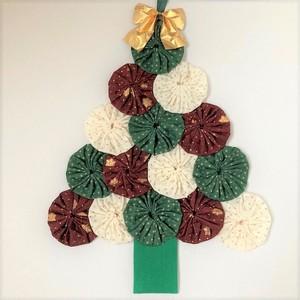 手作りクリスマスタペストリー(2)