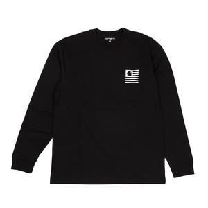 Carhartt/カーハート ステイト パッチ 長袖 Tシャツ ロンT i026410