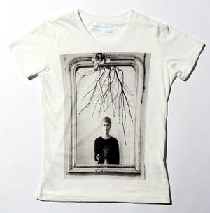 Astrid Kircherr Tシャツ(ホワイト L)