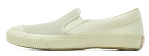 ANACHRONORM×PRAS-SHELLCAP SLIP-ON KINARI×OFF.WHITE