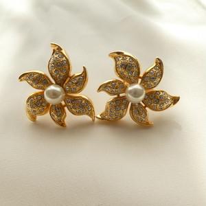60s ヴィンテージイヤリング vintage earrings