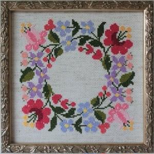 KIT カロチャ刺繍の彩り Basic Color