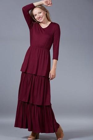 Maxi Dress(LA Brand)