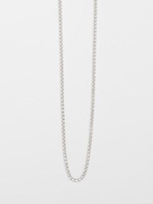 Box Chain Necklace 40cm / Gerochristo