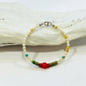 SHELL with TURQUOISE BRACELET  SBB-84