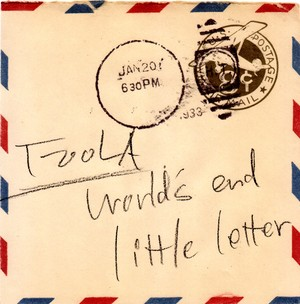 world's end little letter / FOOLA (2nd Single)