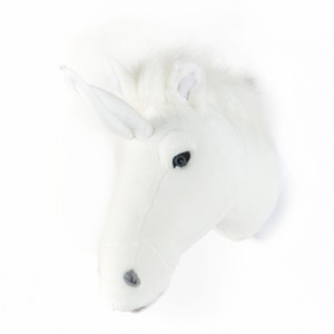 WILD & SOFT Animal Head Polar Unicorn:ユニコーン WS023