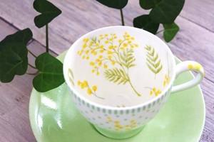 mimoza ミモザ転写紙 白磁用 A4サイズ(ポーセラーツ転写紙)