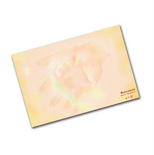 ポストカード: 手遊び