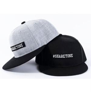 ST-20105 HASHTAG FLAT CAP
