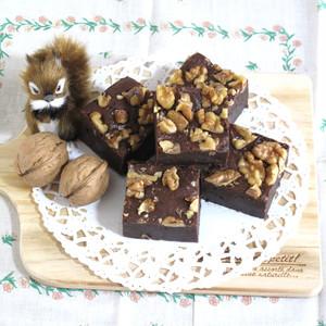 brownies au chocolat チョコレートブラウニー